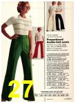 1974 Sears Spring Summer Catalog, Page 27