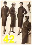 1956 Sears Fall Winter Catalog, Page 42