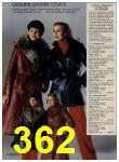 1980 Sears Fall Winter Catalog, Page 362