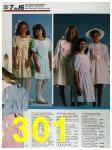 1986 Sears Spring Summer Catalog, Page 301