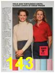 1991 Sears Fall Winter Catalog, Page 143