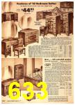 1942 Sears Spring Summer Catalog, Page 633