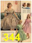 1960 Sears Spring Summer Catalog, Page 344