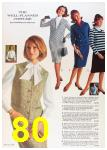 1964 Sears Fall Winter Catalog, Page 80