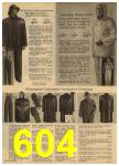 1965 Sears Spring Summer Catalog, Page 604