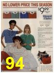 1984 Sears Spring Summer Catalog, Page 94