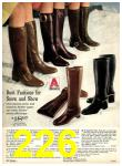 1969 Sears Fall Winter Catalog, Page 226