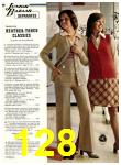 1974 Sears Fall Winter Catalog, Page 128
