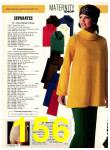 1977 Sears Fall Winter Catalog, Page 156