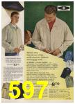 1962 Sears Spring Summer Catalog, Page 597
