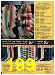1977 Sears Fall Winter Catalog, Page 199