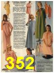 1968 Sears Fall Winter Catalog, Page 352