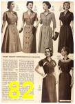 1956 Sears Fall Winter Catalog, Page 82