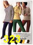 1971 Sears Fall Winter Catalog, Page 323