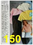 1988 Sears Spring Summer Catalog, Page 150