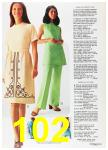 1972 Sears Spring Summer Catalog, Page 102