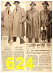 1956 Sears Fall Winter Catalog, Page 624