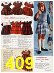 1967 Sears Fall Winter Catalog, Page 409