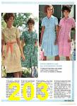 1969 Sears Spring Summer Catalog, Page 203