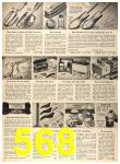 1956 Sears Fall Winter Catalog, Page 568