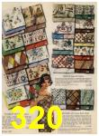 1960 Sears Spring Summer Catalog, Page 320