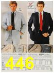 1987 Sears Spring Summer Catalog, Page 446