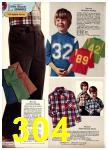 1975 Sears Fall Winter Catalog, Page 304