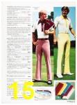 1973 Sears Spring Summer Catalog, Page 15