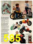 1985 Sears Christmas Book, Page 585