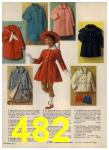 1965 Sears Spring Summer Catalog, Page 482