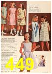 1964 Sears Spring Summer Catalog, Page 449