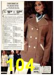 1977 Sears Spring Summer Catalog, Page 104