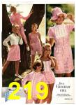1969 Sears Spring Summer Catalog, Page 219