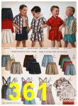 1957 Sears Spring Summer Catalog, Page 361