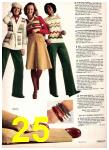 1975 Sears Fall Winter Catalog, Page 25