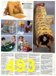 1983 Sears Christmas Book, Page 493