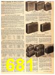 1956 Sears Fall Winter Catalog, Page 681