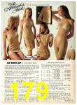 1969 Sears Fall Winter Catalog, Page 179