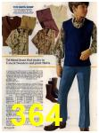 1972 Sears Fall Winter Catalog, Page 364