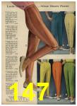 1962 Sears Spring Summer Catalog, Page 147