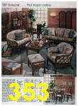 1989 Sears Home Annual Catalog, Page 353