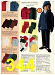 1969 Sears Fall Winter Catalog, Page 344
