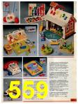 1985 Sears Christmas Book, Page 559