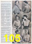 1957 Sears Spring Summer Catalog, Page 105