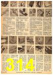 1962 Sears Fall Winter Catalog, Page 314