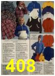1979 Sears Fall Winter Catalog, Page 408