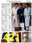 1983 Sears Fall Winter Catalog, Page 421