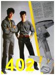 1985 Sears Fall Winter Catalog, Page 402
