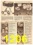 1960 Sears Fall Winter Catalog, Page 1206
