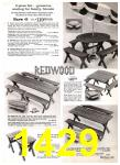 1969 Sears Spring Summer Catalog, Page 1429